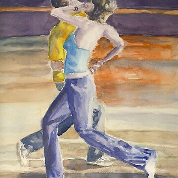 Jeans Dancers by jcsaintpo