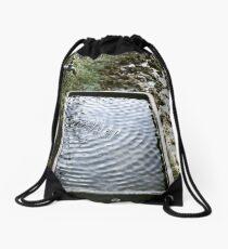 Tap Drawstring Bag