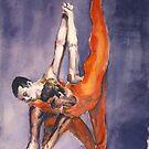 Dancing Couple by J-C Saint-Pô