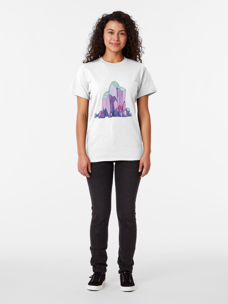 Alternative Ansicht von Album Donner Gems Classic T-Shirt