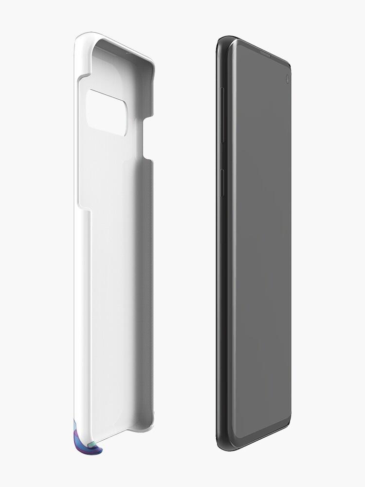 Alternative Ansicht von Album Donner Gems Hülle & Klebefolie für Samsung Galaxy