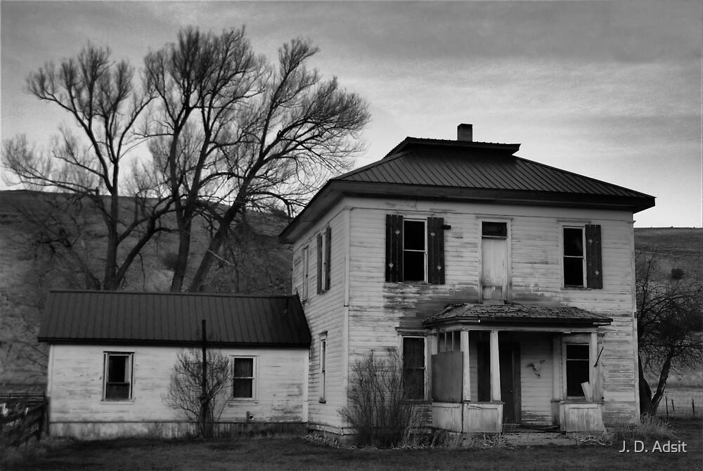 Century Ranch by J. D. Adsit