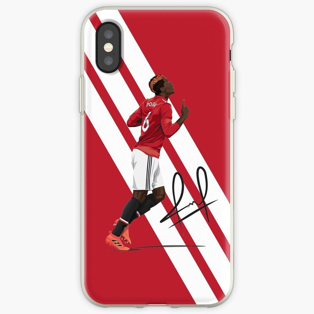 Paul Pogba iPhone-Hüllen & Cover