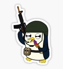Gunter Strike (No Text)  Sticker