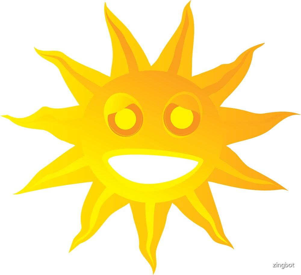 Hot Summer Sun by zingbot