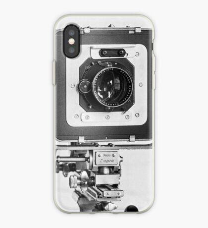 """Plaubel Peco Supra 4x5"""" Monorail iPhone Case"""