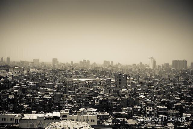Cairo by Lucas Packett