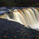 Keila waterfall by Romeo Koitmäe