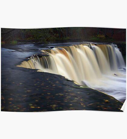 Keila waterfall Poster