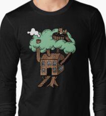Treehouse Long Sleeve T-Shirt