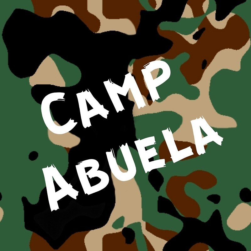 Camp Abuela Camo by campabuela
