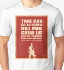 Movie Quote - Shaun of the Dead Unisex T-Shirt