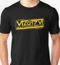 The Empire Strikes Back in Aurebesh Unisex T-Shirt