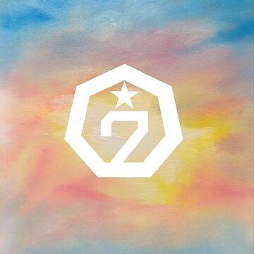 PASTEL GOT7 by hwanghaes