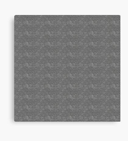 What a Glitch Canvas Print
