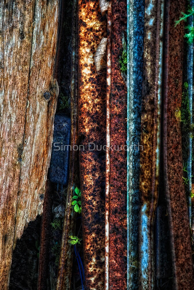 textures by Simon Duckworth