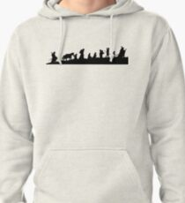 The Lord of the Rings Fellowship Pullover Hoodie