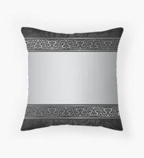Master Grey Throw Pillow