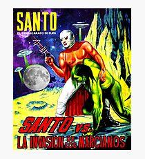 El Santo Vs. Los Marcianos Fotodruck