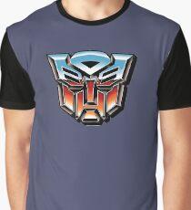 Autobot logo Graphic T-Shirt