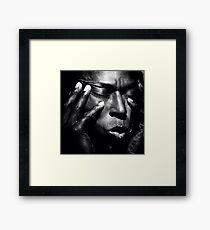 Miles davis HC Framed Print