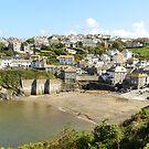 Port Isaac, Cornwall. UK by hans p olsen