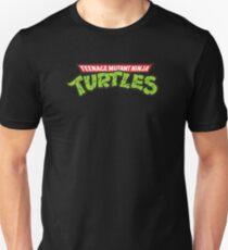 Teenage Mutant Ninja Turtle logo T-Shirt