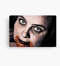 Living Dead Canvas Print