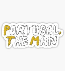 Portugal. The Man Sticker