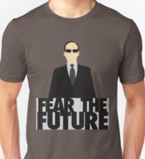 The Matrix - Agent Smith - Fear The Future Unisex T-Shirt