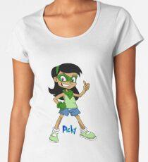 NosePickers: Picky Women's Premium T-Shirt