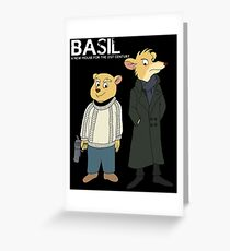 Basil: A New Mouse for the 21st Century Greeting Card