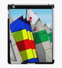 Junior Masts Line Up iPad Case/Skin