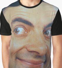 Mr Bean Graphic T-Shirt