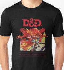 Dungeons & Dragons (color revision) T-Shirt