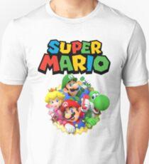 Super Mario Bros. - The Gang T-Shirt