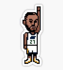Pixel Rudy Sticker