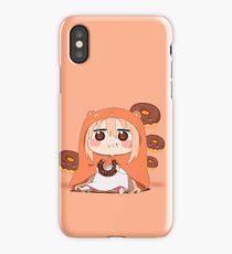 Donate himouto umaru chan iPhone Case/Skin