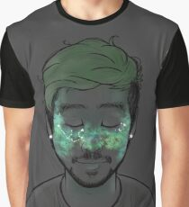 Space Freckles - Aquarius Jacksepticeye Graphic T-Shirt