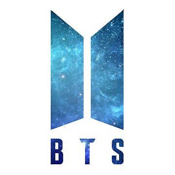 BTS logo by Nimiri616