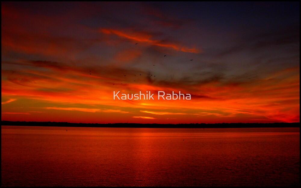 Sunset3 by Kaushik Rabha