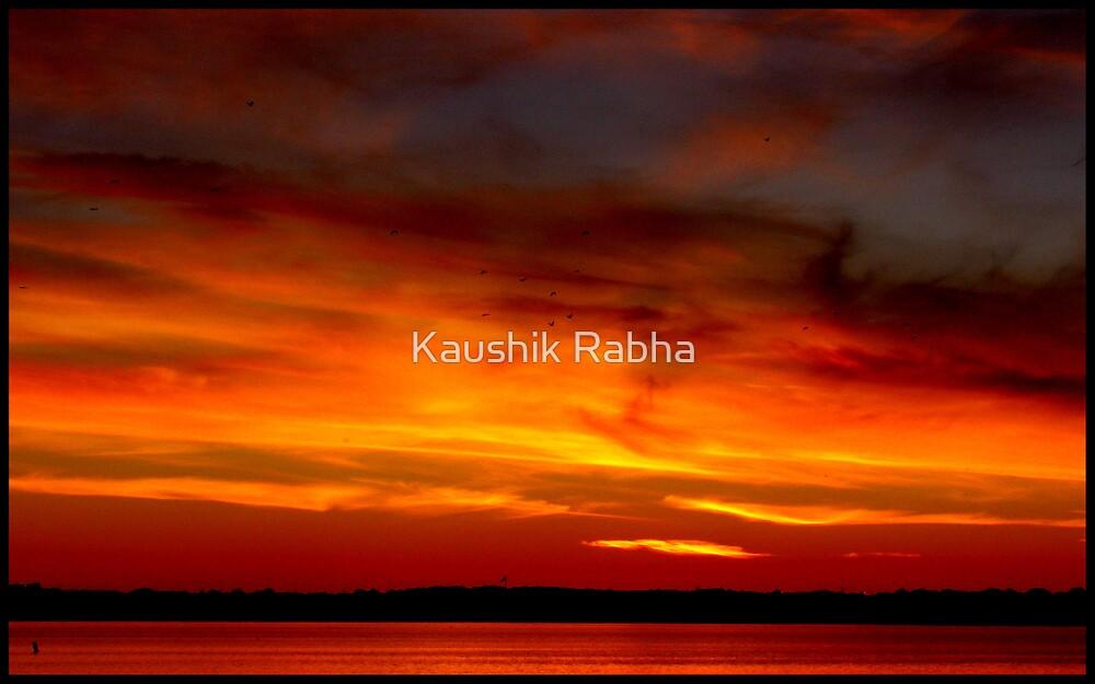 Sunset4 by Kaushik Rabha