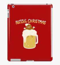 Aussie Christmas - Beer iPad Case/Skin