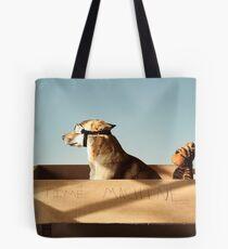 Jack and Hobbes Tote Bag