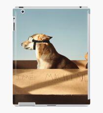 Jack and Hobbes iPad Case/Skin