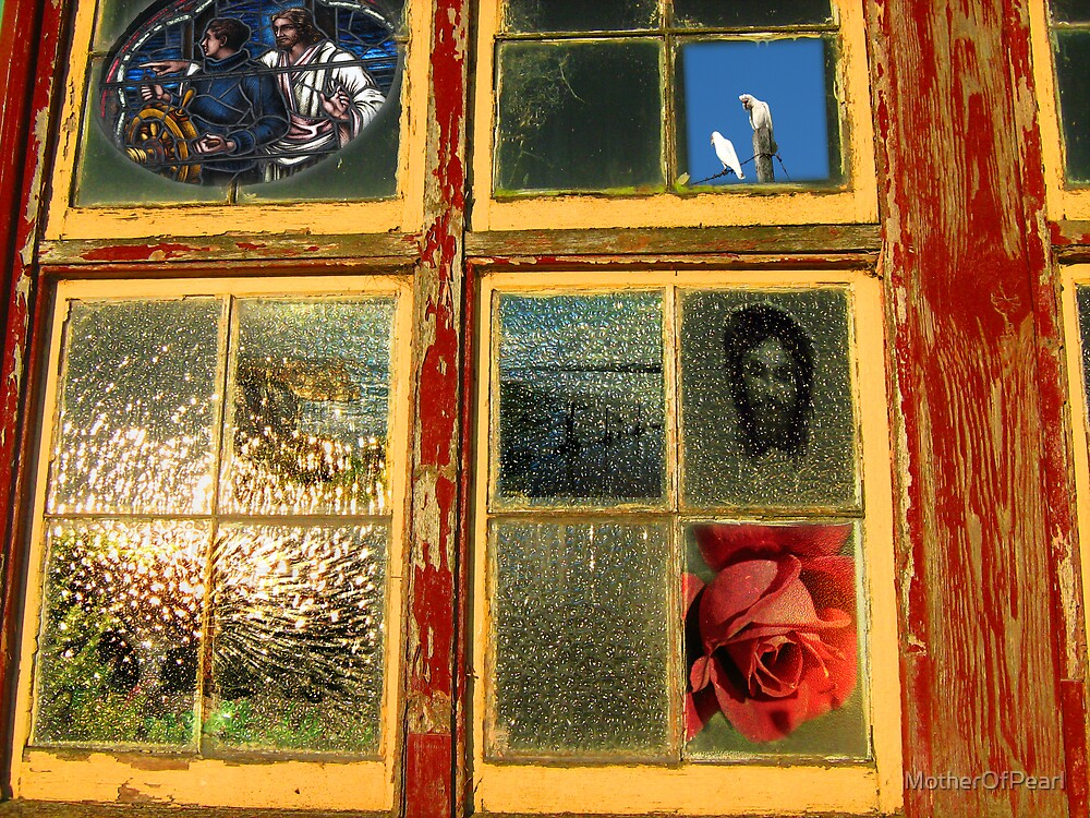 Windows of life by MotherOfPearl