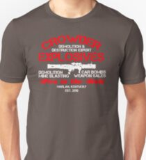 Crowder Explosives Justified.png Trending Unisex T-Shirt