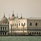 Approaching Venezia by Karen E Camilleri