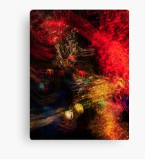 Revenge of the Fourth Messiah Canvas Print