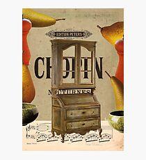 chopin nocturnes Photographic Print